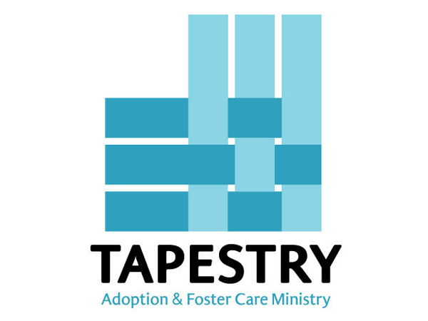 Tapestry Adoption & Foster Care Ministry Logo